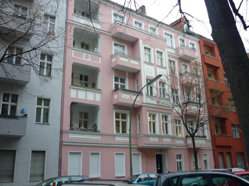 Objekt Innsstraße 19 Berlin Neukölln Kernsanierung Best Homes Vertrieb GmbH